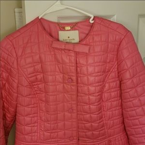 Kate spade Coat size S